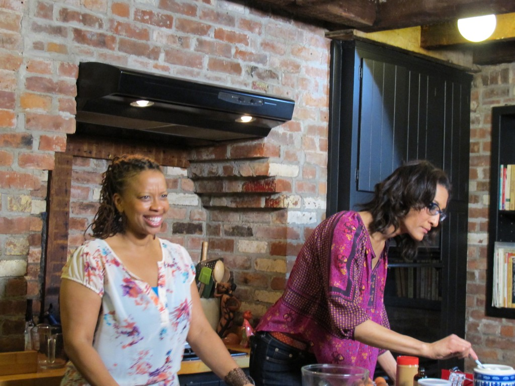 La Shell Wooten - The Chew - ABC Cooking Show
